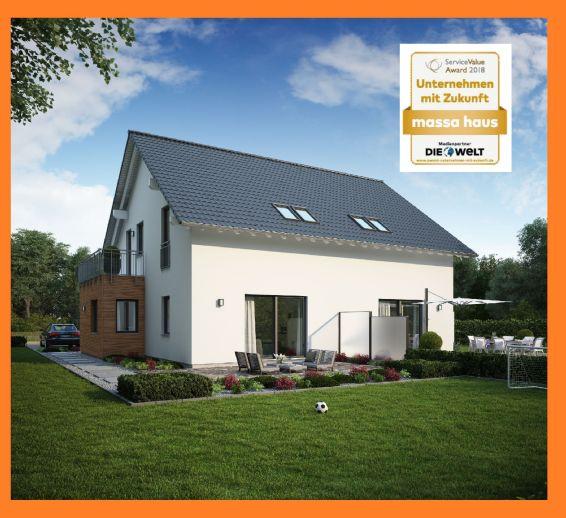 Doppelhaus mit neuster Technik und bestem Preis- Leistungsverhältnis