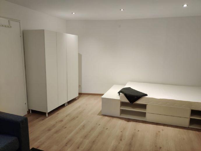 Helle möblierte 30qm Wohnung in Harleshausen