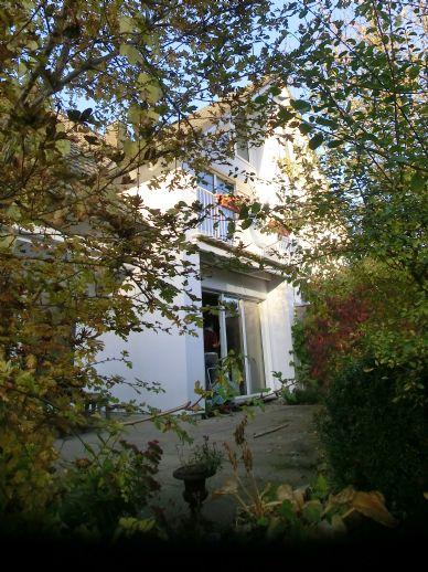 Zauberhafte Doppelhaushälfte am Landschaftsschutzgebiet