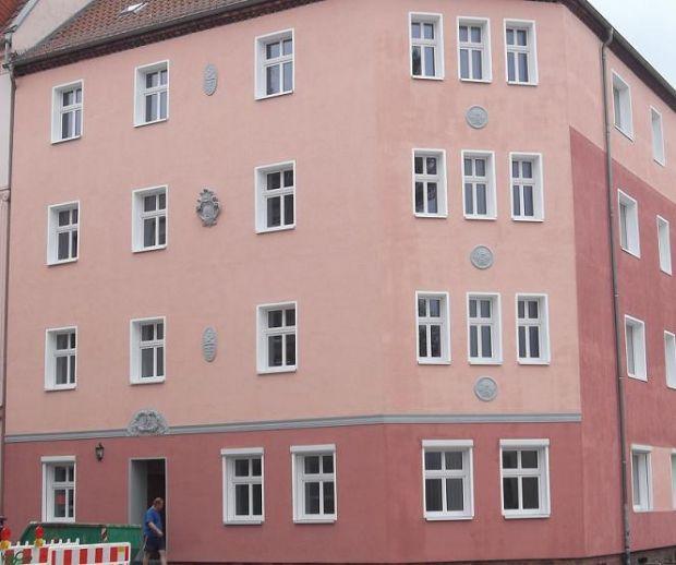 Sanierte  2 Raum Wohnung - FH- und Amtsgerichtsnähe
