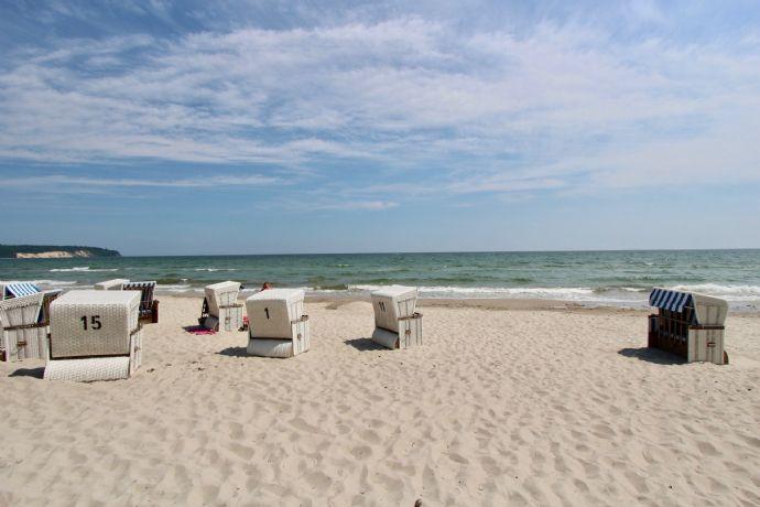 Ein Traum – Ihre Ferienwohnung mit direktem Strandzugang in Lobbe