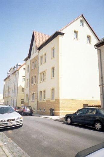 Altenburg - sanierter Altbau
