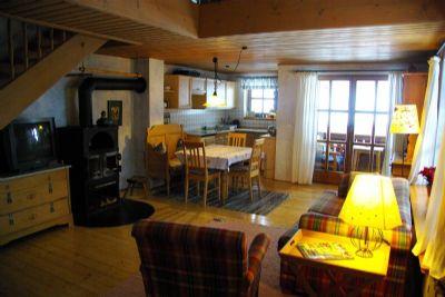 Stuberhof - Auszeit im Wald - Blaues Appartement