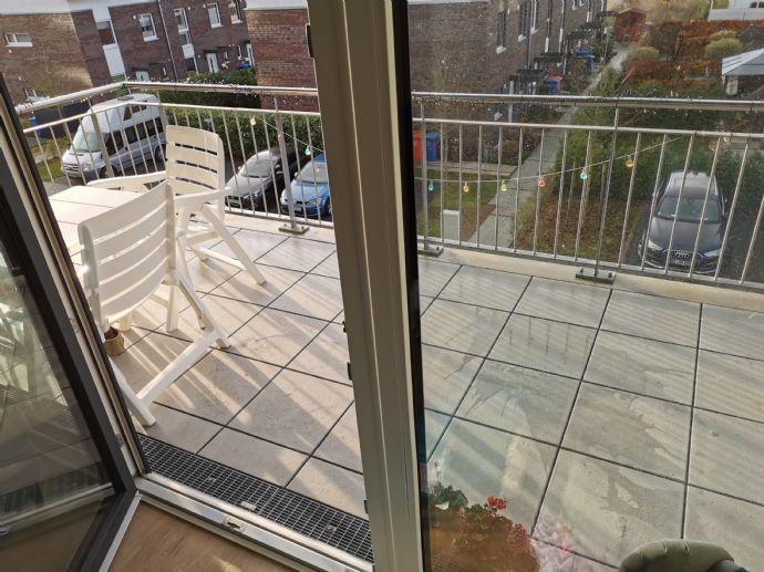Barrierearme Wohnung in Henstedt-Ulzburg zu vermieten