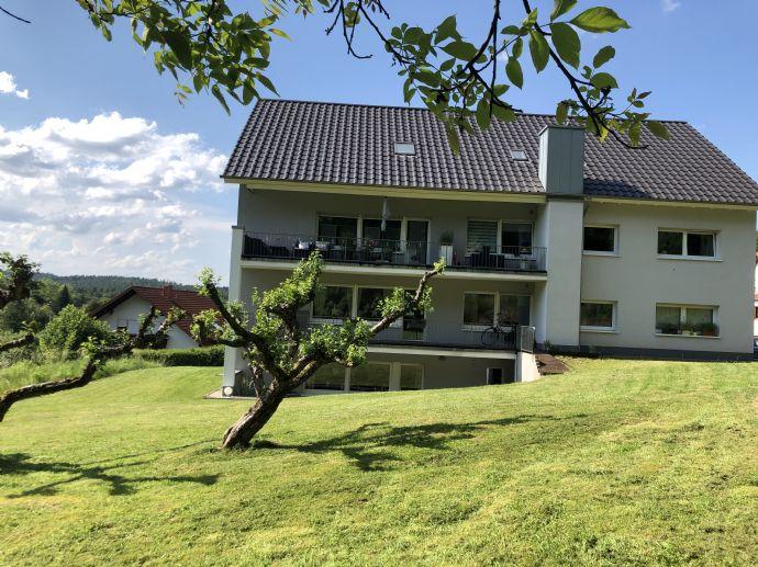 3,5ZKB in Homburg-Kirrberg Uninähe, traumhafte Lage