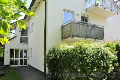 1 Zimmer-Wohnung in ruhiger Lage mit Terrasse