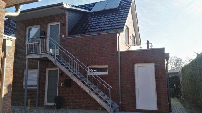 Kapitalanlage: Neubau-Erdgeschosswohnung zu verkaufen, nur 2 km von Oldenburg entfernt