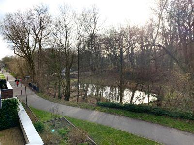 Hochwertige Neubauwohnung mit sonnigem Westbalkon am Stadtpark