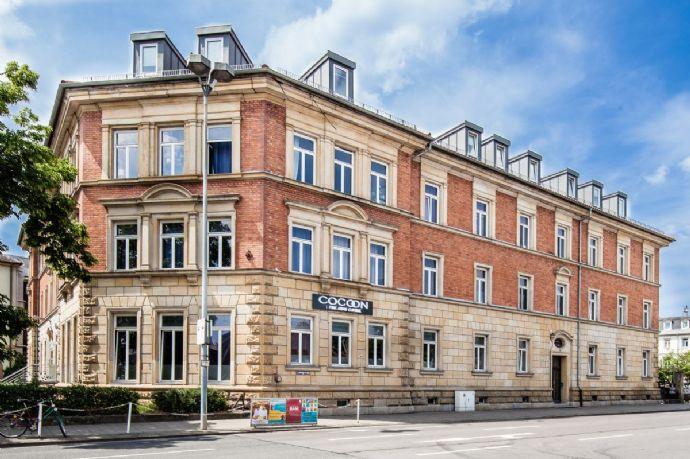 Möblierte 1,5 - Zimmer-Wohnung in zentraler Lage in Bamberg