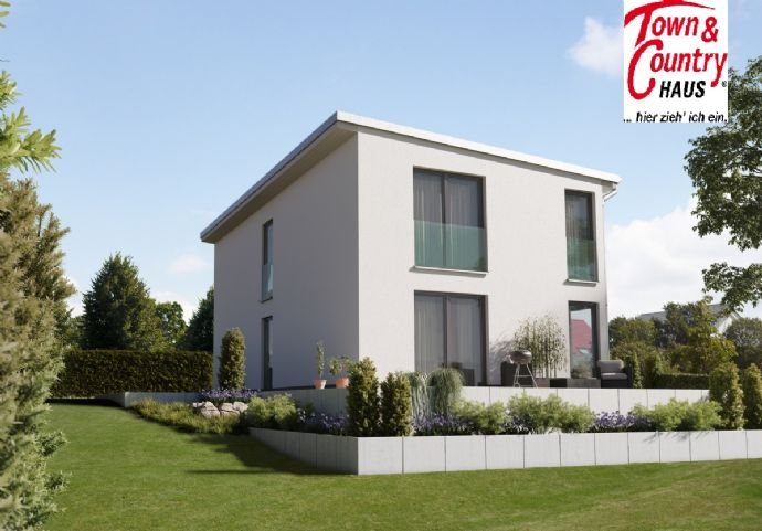Bauen Sie mit uns Ihr modernes Stadthaus im Neubaugebiet Ziegelhütte II