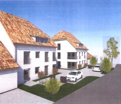 Baugrundstück für 1 Doppelhaushälfte bis drei Wohnungen in Nürnberg Schweinau