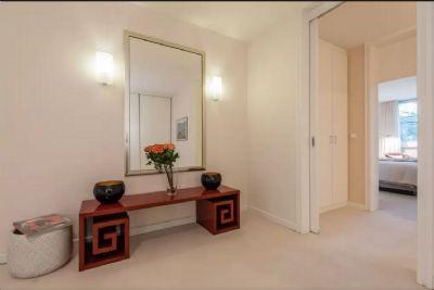 Spiegel im Eingangsbereich