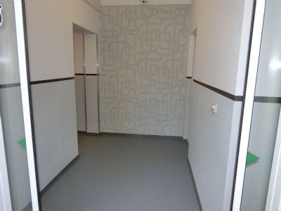 Eingangsbereich Nord-barrierefrei-Zugang Fahrstuhl