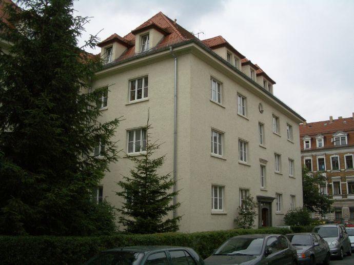schöner Grundriss, 1-RWE in der äußeren Neustadt, grün und ruhig gelegen