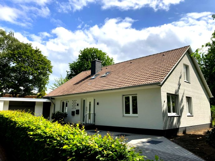 Top Lage - Renoviertes Einfamilienhaus