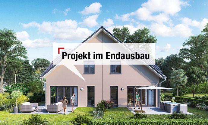 Moderne Doppelhaushälfte in schöner Lage! +kontaktlose Video-Beratung+