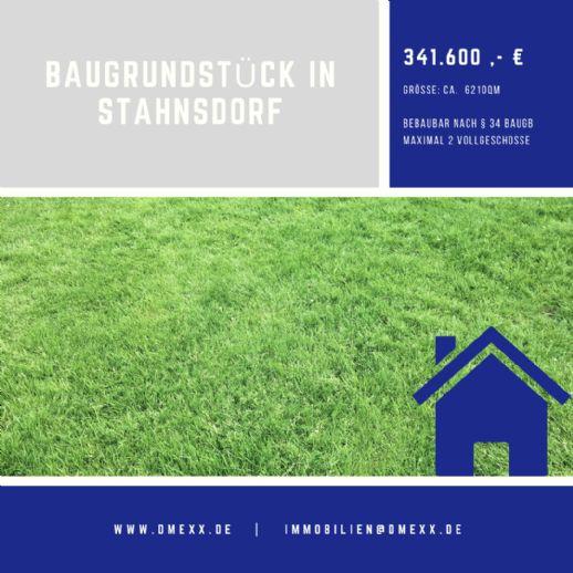 Baugrundstück in Stahnsdorf für individuelles Wohnen