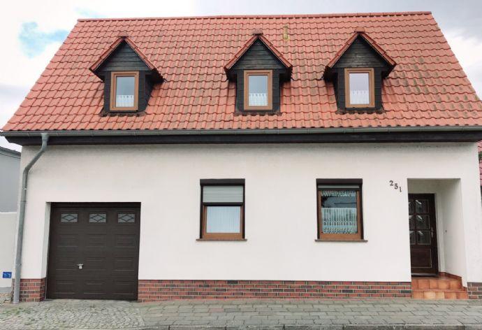 Idyllisches Haus am Nationalpark Unteres Odertal