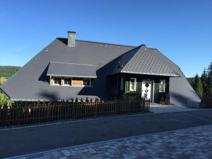Einzigartiges traumhaftes Luxus-Schwarzwaldhaus in Alleinlage