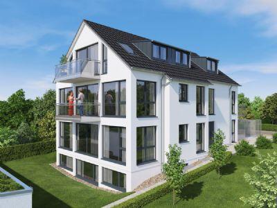 In Ostfildern direkt am Waldrand: Barrierefreie 4-1/2-Zimmer Neubauwohnung im EG zu verkaufen