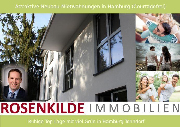 Zwölf Mietwohnungen in ruhiger Stadtlage von Hamburg Tonndorf