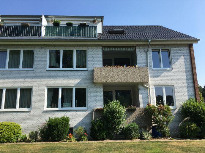 3,5-Zimmer-Wohnung mit Balkon in Espelkamp Espelkamp