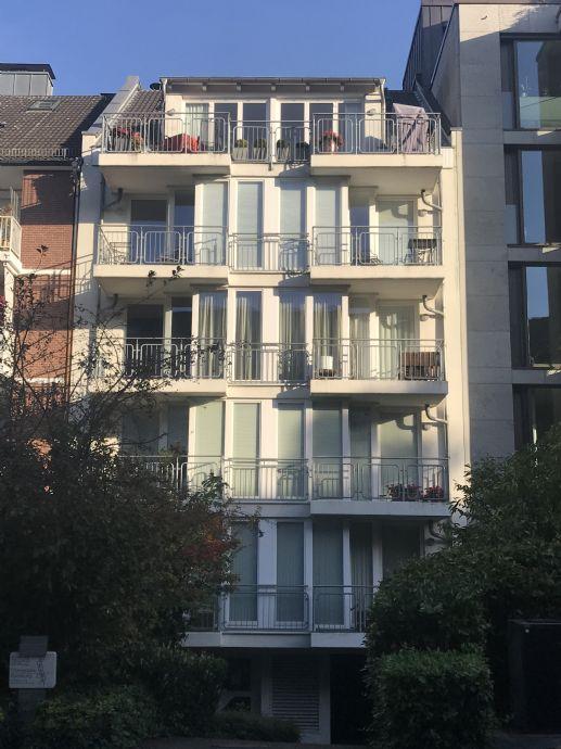 Moderne 2-Zimmer-Wohnung in Hamburg