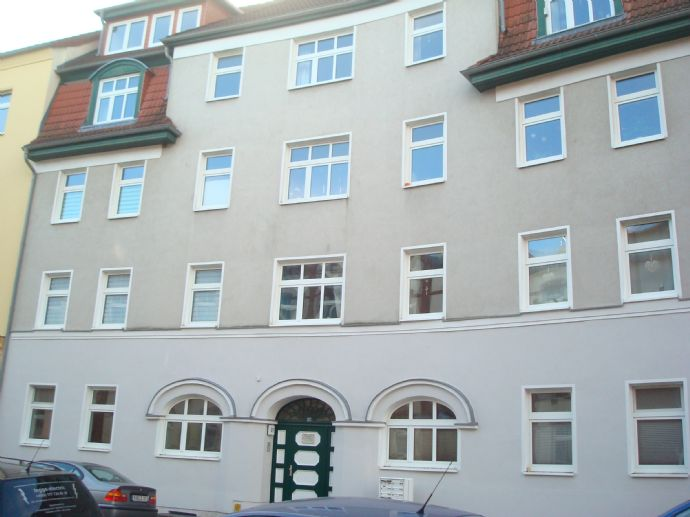 Gemütliche 4-Raum-Wohnung in der Fährhofstraße in Stralsund