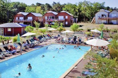 Ferienanlage Le Relais du Plessis in Chaveignes 3-Raum-App./Typ 3