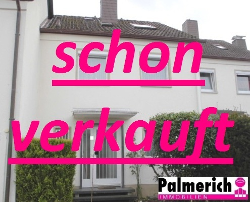 ***HERBORN***Reihenmittelhaus mit Garage***mit Balkon***mit Terrasse u. kleinem Garten***