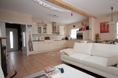 Der Wohnraum u die Küche
