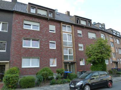 ruhig gelegene 2-Zimmer-Stadtwohnung in attraktivem Wohnhaus mit Ausblick über Hamm