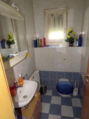 separates WC im EFH