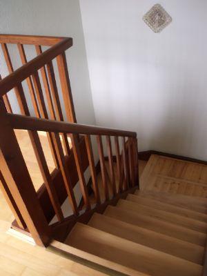 Treppe im Anbau