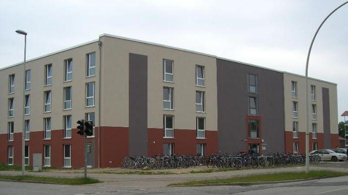 Modernes 1-Zimmer-Apartment - Studentenwohnheim Kiel-Wik