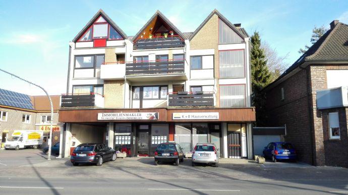 Gemütliche Wohnung im Dachgeschoß