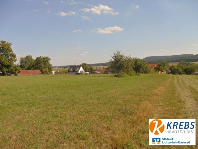 Baugrundstück, ruhige Wohnlage am Rande von Kimmelsbach