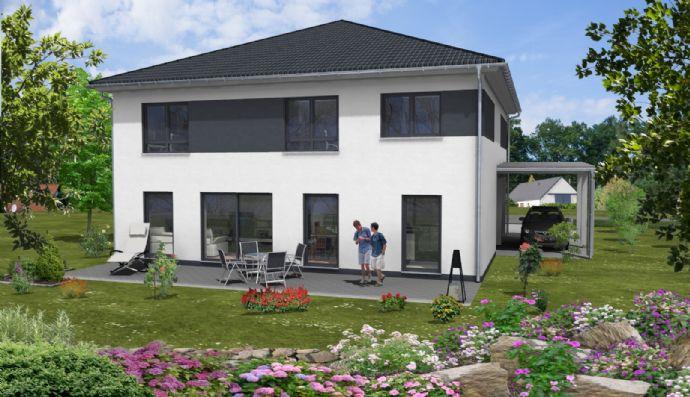 Wir bauen Ihr Zuhause - in Suhl - Ein OHB Massivhaus Stein auf Stein mit individueller Planung
