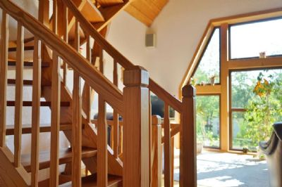 hochwertige Holztreppen