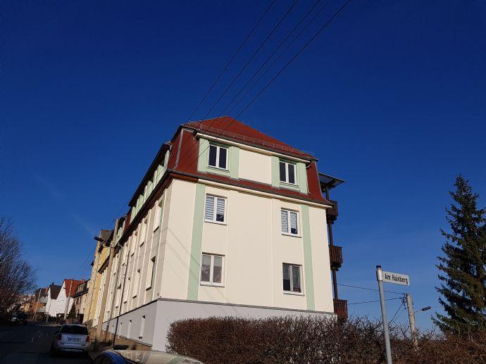 Schöne 6- Raumwohnung mit 2 Balkons, Provisionsfrei