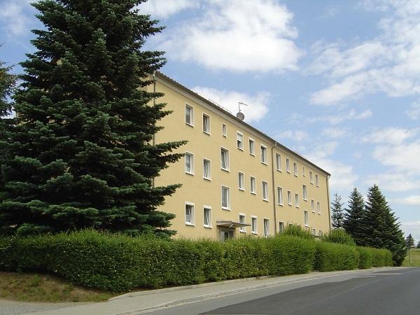 3 Raum Wohnung in Großschweidnitz
