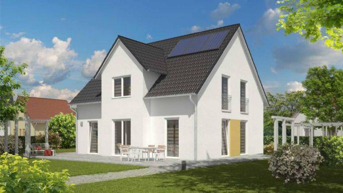 Hier können Sie bald einziehen - schaffen Sie sich ein Eigenheim für die Familie!