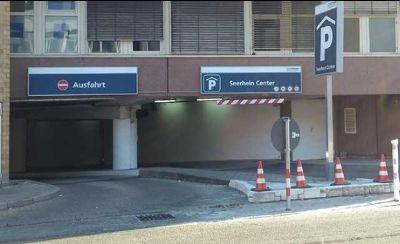 Konstanz Garage, Konstanz Stellplatz
