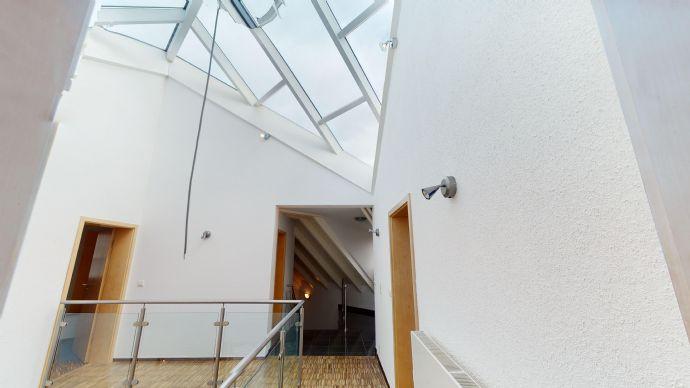 Großzügiges Atriumhaus in exklusiver Wohnlage - Schweinfurt/Hochfeld - 3D 360 Grad Rundgang