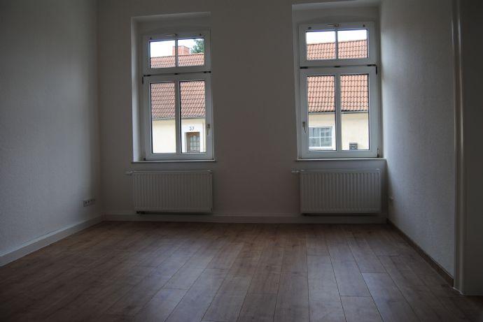 Frisch sanierte und geräumige 2 - Zimmerwohnung in Markranstädt