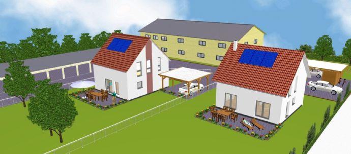 Haus KFW 55, mit Grundstück und neuer starker KFW Förderung