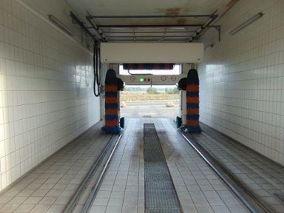 Waschhalle