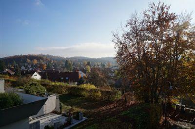 Blick vom Balkon Ost