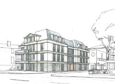 Attraktives Grundstück Elbchaussee/Ottensen für ambitionierte Geschoss-Bebauung