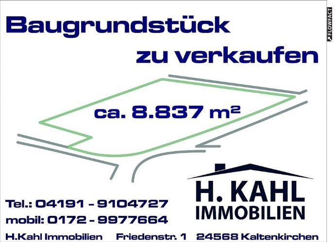 Baugrundstück - Wohnen und Gewerbe auf einem Grundstück vereinen!
